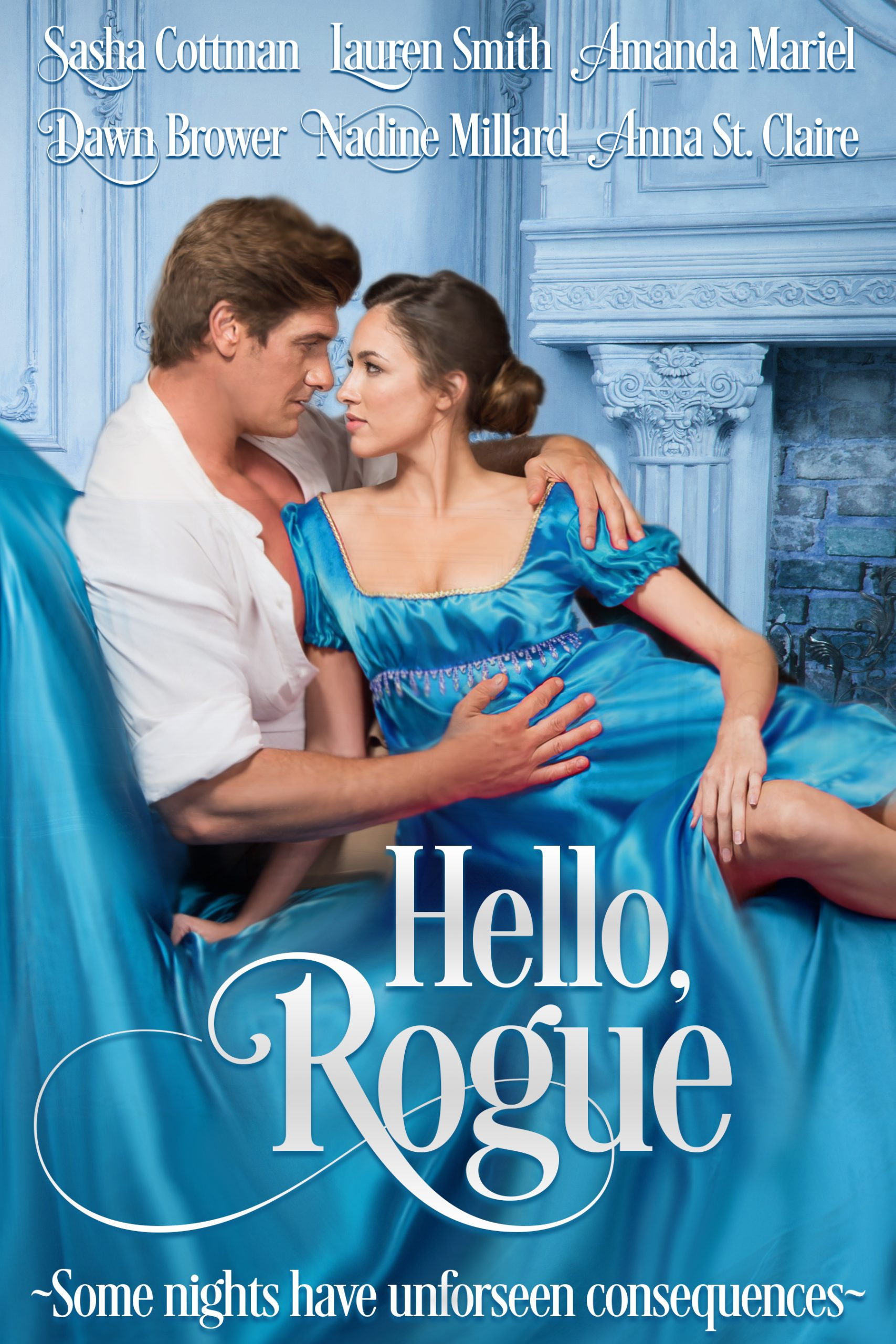 When a Rogue Falls – Hello Rogue Boxed Set